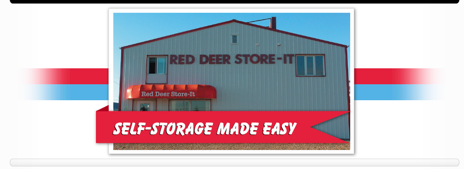 Red Deer storage made easy